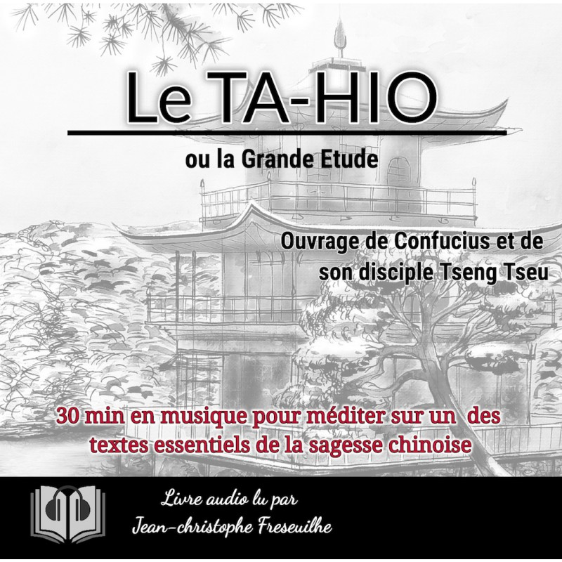 Le Ta-Hio - Livre audio
