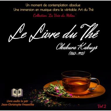 Le livre du thé - Livre audio