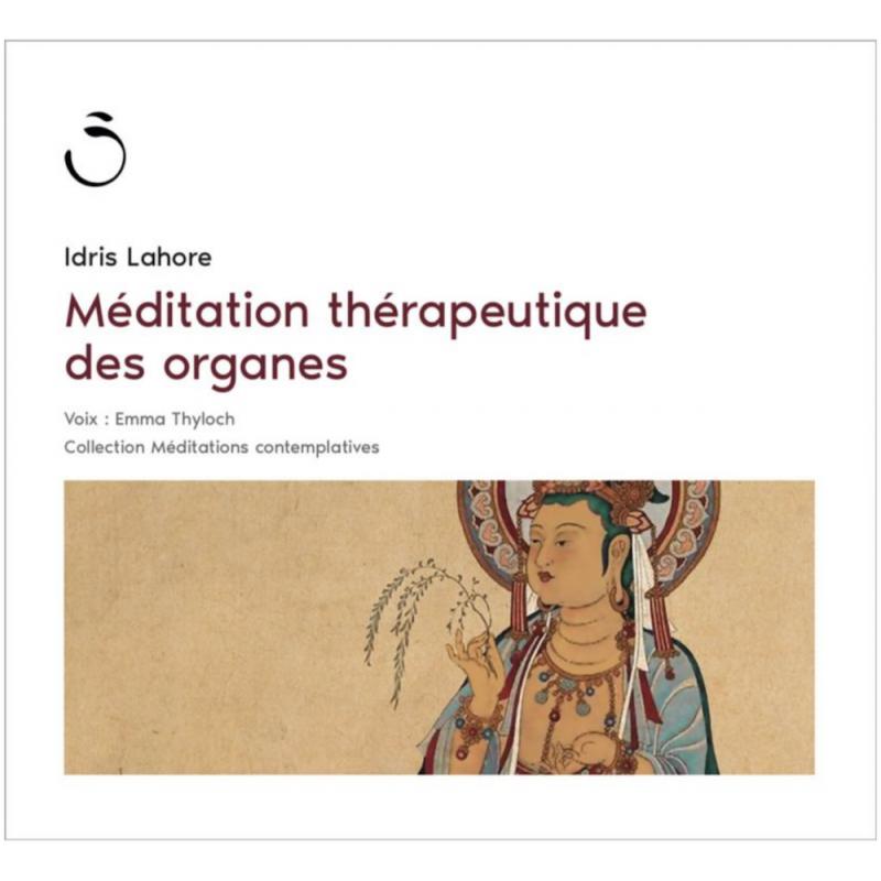 Méditation thérapeutique des organes | MP3
