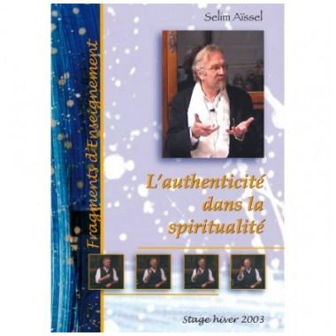 L'authenticité dans la spiritualité